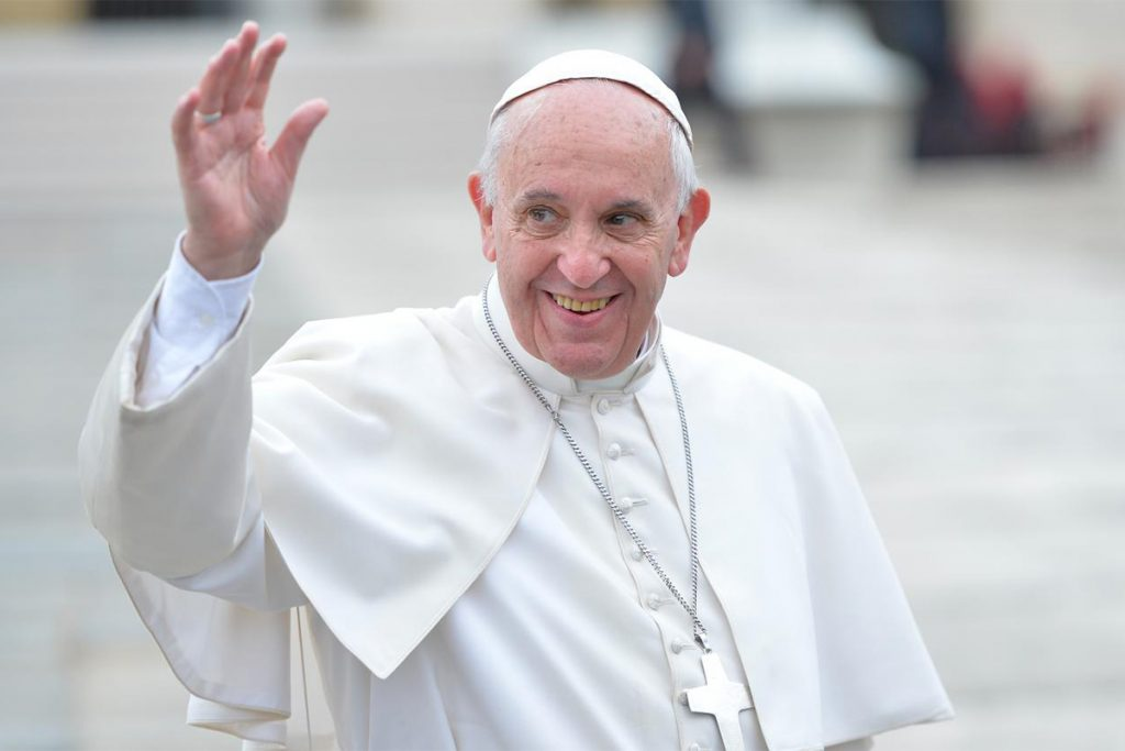 """Le Pape estime que le plaisir sexuel est """"simplement divin"""". Chez les LGBT+ aussi ?"""